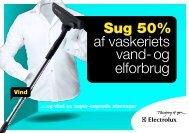Sådan suger du 50 % af energi - Electrolux Laundry Systems