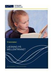 TIL LÆRERNE - Læsning på mellemtrinnet - Struer kommune