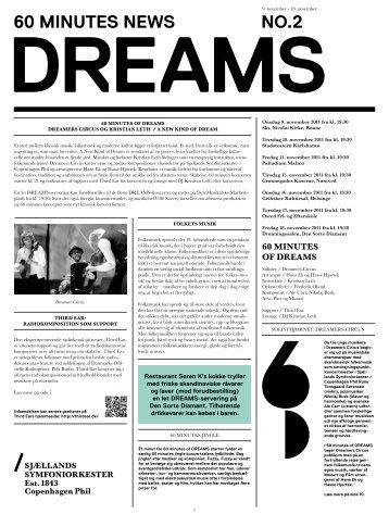 60 minutes of dreams - Copenhagen Phil