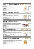 Opskrifter og andet info for dig med madallergi - Page 3