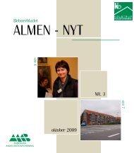 ALMEN - NYT - Aabenraa Andelsboligforening
