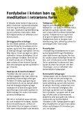 Fordybelse i kristen bøn og meditation i ... - Diakonforbund.dk - Page 3