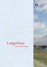 Kulturmiljøredegørelse for Langerhuse - Lemvig Kommune