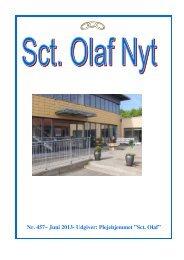 Bladet juni 2013 - Plejehjemmet Sct. Olaf