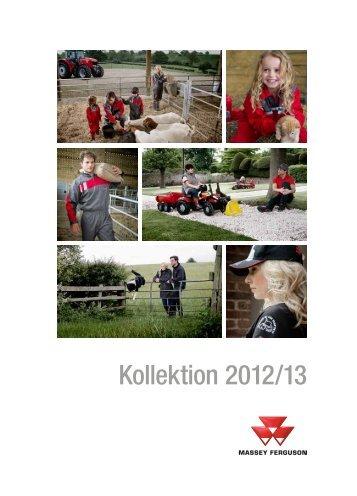 Massey Ferguson katalog 2012/2013 - AGCO Danmark A/S