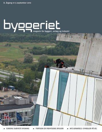 Læs hele Byggeriet nr 5 September som pdf - Dansk Byggeri