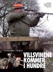 Vinterjakt i Skåne - Velkommen til fgf media
