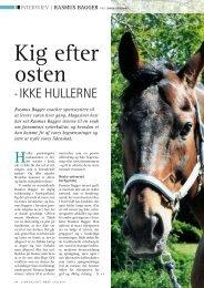 Vis denne artikel som PDF - Hestemagasinet.dk