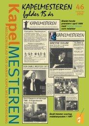 Blad nummer 46 - Dansk Kapelmesterforening