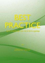 Best Practice - humanculture