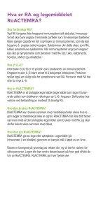 Hva du bør vite om - Roche i Norge - Page 4