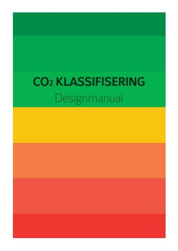 CO2 KLASSIFISERING Designmanual - Bilimportørenes ...