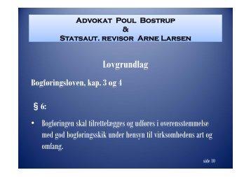 Arne Larsen - Danske Advokater