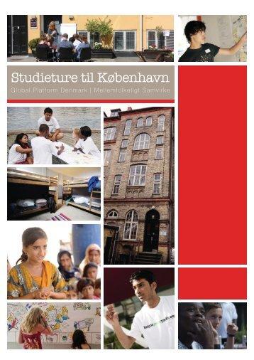Studieture til København - Mellemfolkeligt Samvirke
