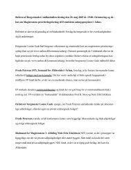 Referat fra borgermødet d. 20. maj 2003 (pdf 25 KB) - Aarhus.dk
