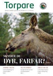 oktober - Danske Torpare