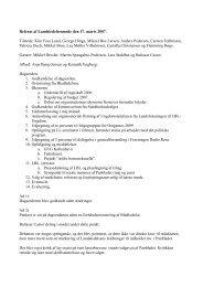 Referat af Landsledelsesmøde den 17