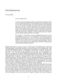 Kulturmiljøregistrering - Historie-online
