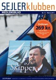 Klubbogen 269 kr. - Sejlerklubben