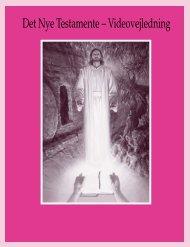Det Nye Testamente – Videovejledning