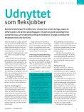 Udnyttet som fleksjobber - onlinecatalog.dk - Page 7