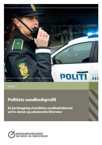 Politi - BAR - service og tjenesteydelser.