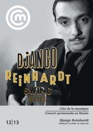 Django Reinhardt - Cité de la musique