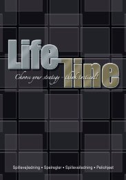 Lifeline spillevejledning.indd - Danspil