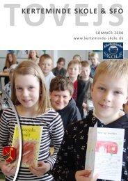 15. Skolebladet Tovejs Sommer 2008 - Kerteminde Skole