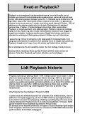 ALt om playback - Roskilde Ungdomsskole - Page 3