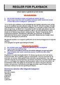 ALt om playback - Roskilde Ungdomsskole - Page 7