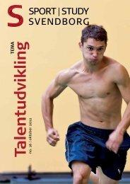 Magasin no. 16 Sport Study Svendborg - svendborgelite