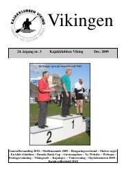 Vikingen 2009 dec.pdf - Kajakklubben Viking