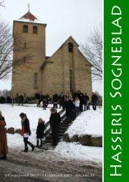 15. november 2010 - 15. februar 2011 . Årgang 55 - Hasseris Kirke