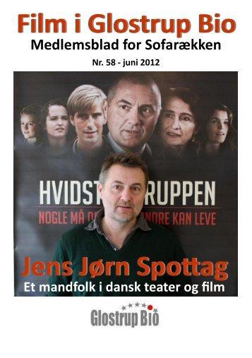 Jens Jørn Spottag / Renovering af salen - Glostrup Bio