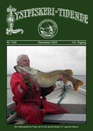 Nr 1124 December 2003 115. Årgang - Lystfiskeriforeningen