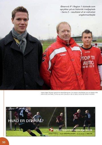 Østervrå IF i Region 1 sluttede som oprykker på en historisk ... - Elbo