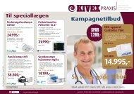 Se vores gode tilbud - Kivex