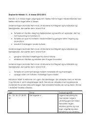 Årsplan for historie i 3.- 4. klasse 2012/2013 ... - Hoven Friskole