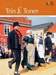 Trin & Toner 07-2011 - Spillemandskredsen.dk