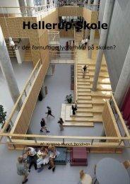 Akustik på Hellerup Skole - Københavns Tekniske Skole