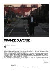 GRANDE OUVERTE - Independencia