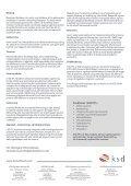 Produktark TFL DK 2013.indd - KSD Software - Page 2