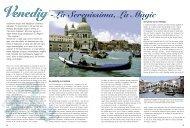 Venedig - La Serenissima, La Màgica - Kitta & Sven