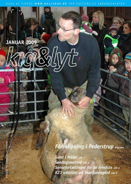 kig & lyt Januar 2009 - Ballerup Kommune