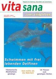 Ausgabe Februar / 2003.02 (PDF) - vita sana Gmbh