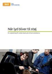 Hent Når lyd bliver til støj - Arbejdsmiljoweb.dk