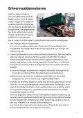 Efteruddannelse affald genbrug 2011 - 3F Shop - Page 3