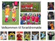 Målet med vores fodbold - Dalum IF