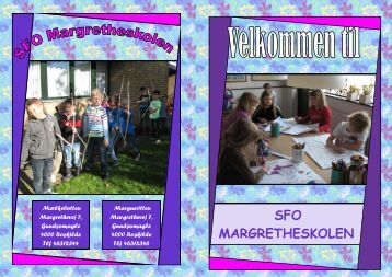 VELKOMMEN - Margretheskolen